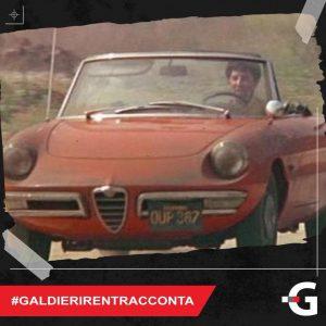 """""""Il laureato"""": Alfa Romeo Duetto"""