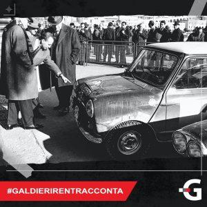 Rally di Montecarlo 1966, Mini Cooper S