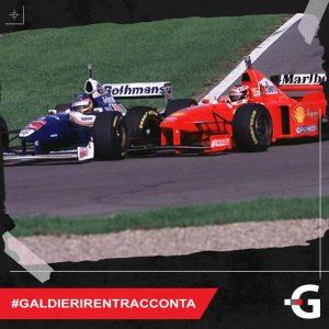 Mondiale di Formula 1 (1977): Micheal Schumacher e Jacques Villeneuve.